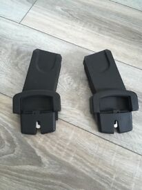 Oyster Multi Car Seat Adapters