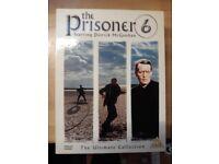 THE PRISONER 6 DVD BOX SET