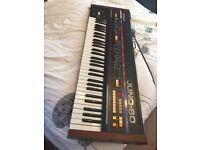 For sale Roland Juno 60 synth keyboard