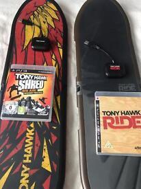 PlayStation 3 tony hawk