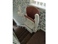 Stanna chair lift