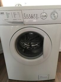 Zanussi Aquacycle, 1600 spin, 6kg washing machine - priced for quick sale