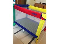 Graco - multi-coloured Pack n Play Travel Cot