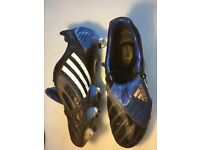 Addidas Predators Rugby Football boots size 10