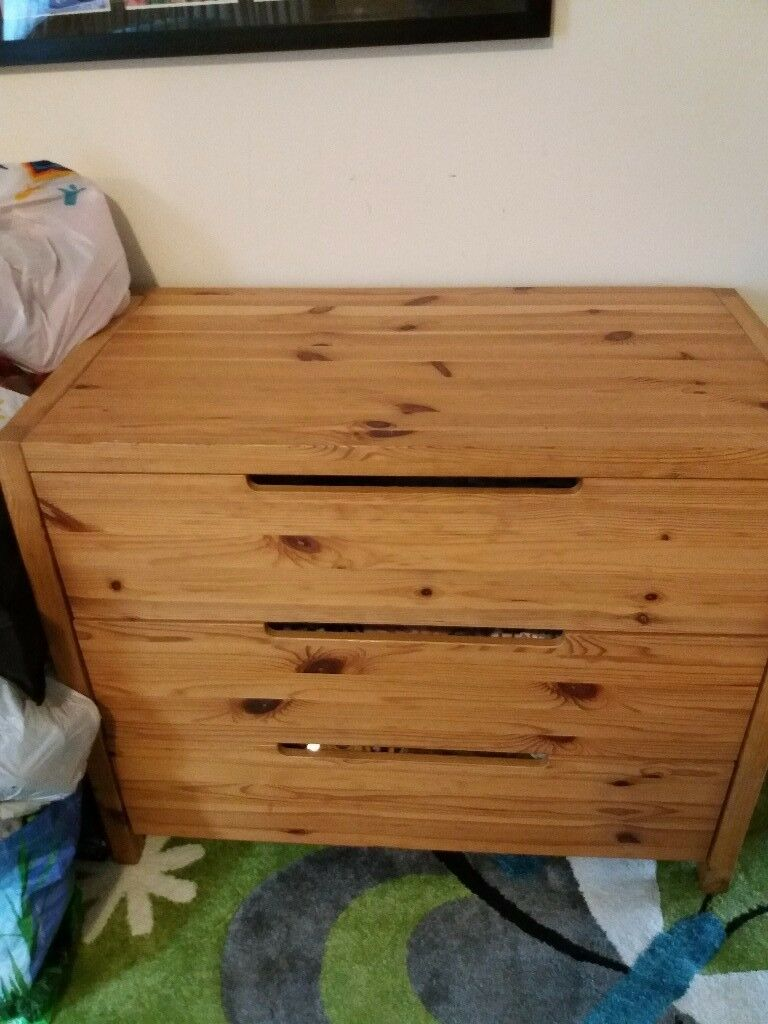 Chest of drawers for sale.