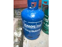 calar butane gas cylinder 15kg size