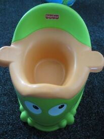 Fisher price potty and training seat