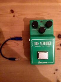 Ibanez TS-808 Overdrive Effects Pedal