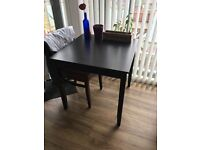 Table - solid pine wood