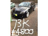 57plate Astra vxr , swap , px for diesel