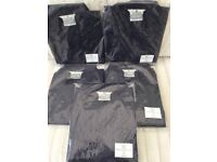 BRAND NEW QUALITY CHEFS JACKETS VARIOUS SIZES JOB LOT OF 20