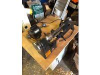 Mini lathe Carba-Tec mini lathe woodturning