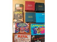 Various Board Games - Pre-Owned