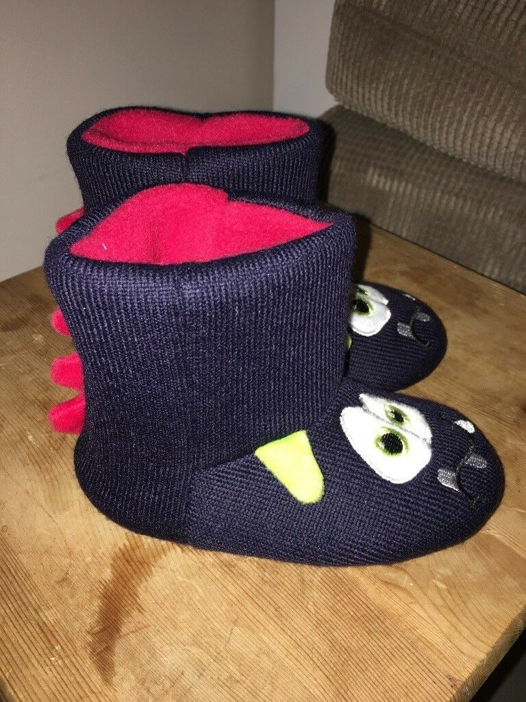 New Monster Slippers Without Tags In Inverurie Aberdeenshire