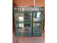 Gas And Electric Cooker