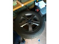 Dezent alloy wheels