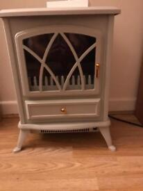 **** JUST REDUCED****Nearly new vanhaus stove fire grey