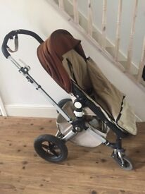 Bugaboo cameleon plus loads of extras