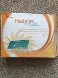 Helios reusable shoulder heating pads