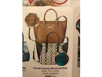 BNWT Brown Fiorelli bag