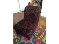 Chair / chaise longue