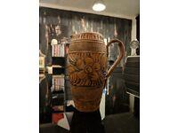 handmade jug