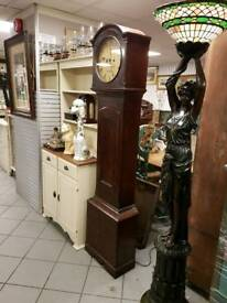 Fully Restored beautiful Victorian grandfather clock