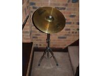 """20"""" Sabian Ride Cymbal with stand"""