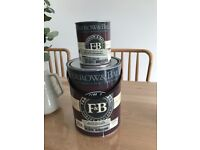 Farrow and Ball Estate Emulsion and Eggshell Paint