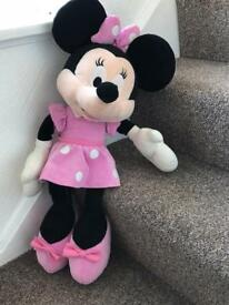 Minnie Mouse soft toy