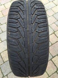 4 Winter Plus Tyres Uniroyal 225/40-18