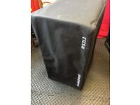 TC Electronic RS 2 x 12 Bass Cab & Cover