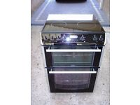 belling 652 Format electric freestanding cooker with ceramic hob