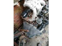 Ford Transit 2.5 diesel engine