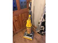 Dyson Hoover's dc07 in yellow