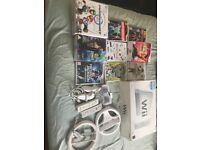 WII Bundle and Games