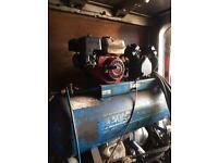 Petrol compressors