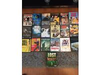 DVD BUNDLE - AVATAR, KILL BILL, LOST SEASON 3...
