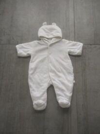 M&S Snowsuit: Newborn £5