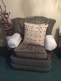 Cheap sofa set for sale (3+1+1)
