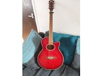 Electric Acoustic Guitar Oldfield £30.00