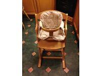 High chair baby dan