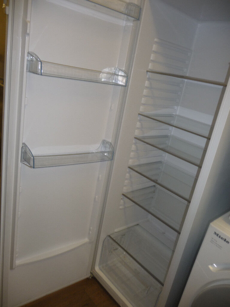Fridgemaster Tall Larder Fridge - As New Condition