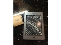 Kindle Touch WiFi and 3G - as new
