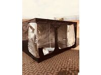 used grow tent 3.6x2.4m Century bloom room Collection only Cheshunt Hydroponics