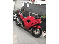 Suzuki gsx 600 clean bike low miles