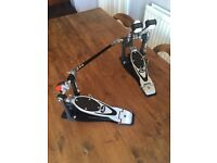 Pearl P2002C PowerShifter Eliminator Bass Drum Double Pedal Chain Drive