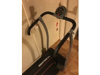 Treadmill Fit 4 Home nearly new with speedometer