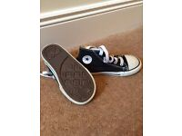 Converse all star Uk kids size 10