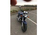 Suzuki bandit 600cc 1999